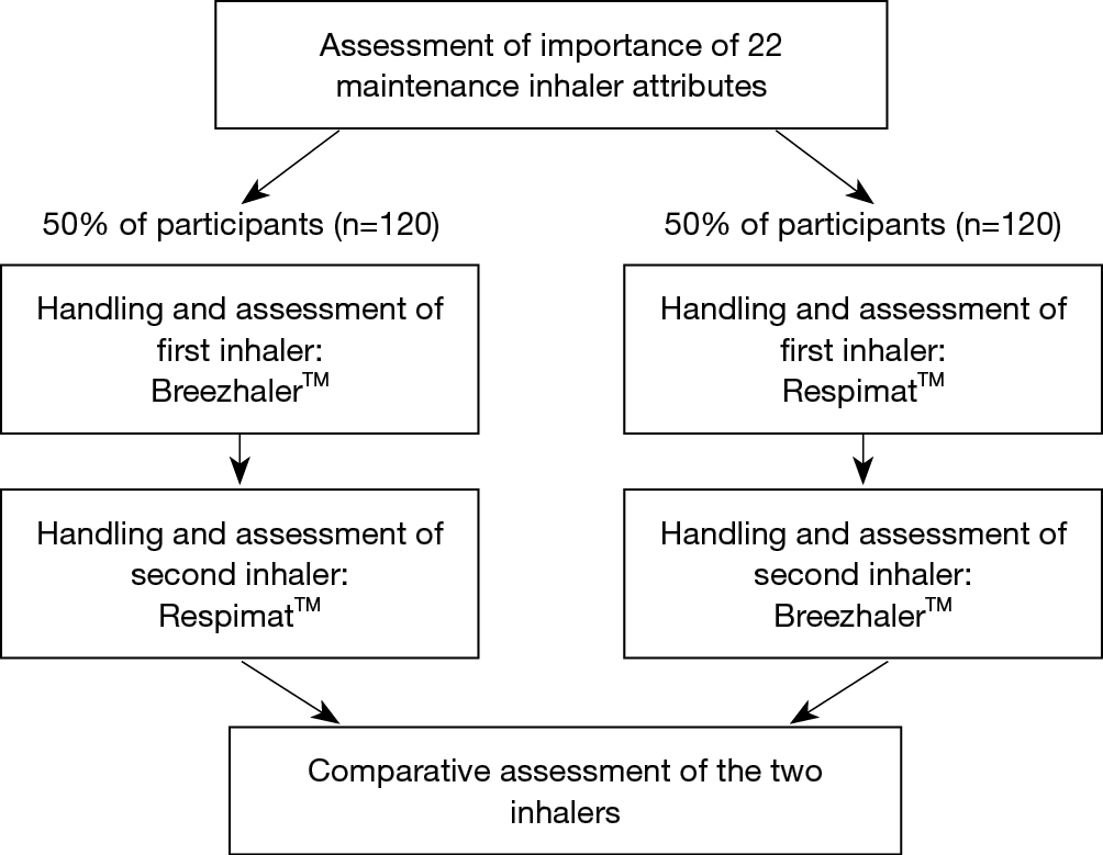 Patient Preference For A Maintenance Inhaler In Chronic Obstructive